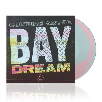 Culture Abuse - Bay Dream | Pink/Blue Vinyl