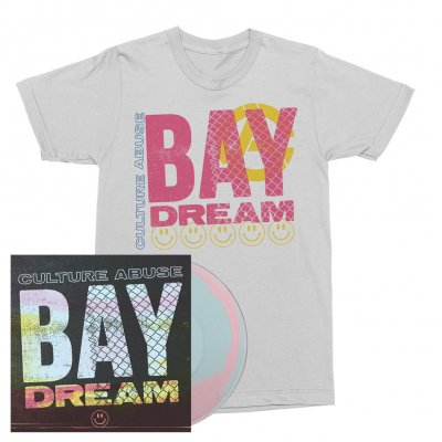 Culture Abuse - Bay Dream | Colored Vinyl Bundle