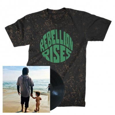 Ziggy Marley - Rebellion Rises | 180g Black Vinyl Bundle
