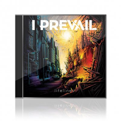 i-prevail - Lifelines | CD