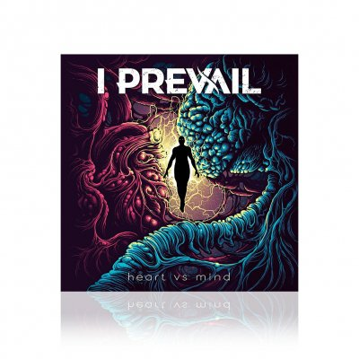i-prevail - Heart vs. Mind | CD EP