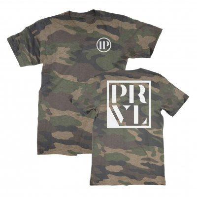 i-prevail - Pristine Camo | T-Shirt