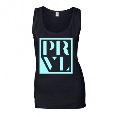 Pristine | Girl Fitted Tank Top