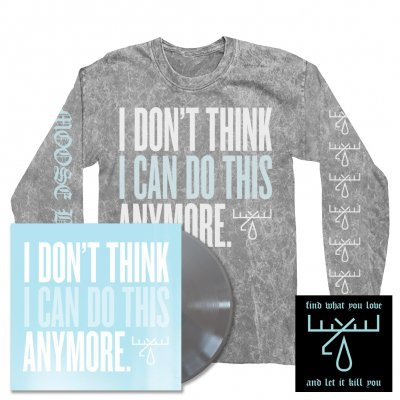 Moose Blood - I Don't Think I Can Do This Anymore | Bundle