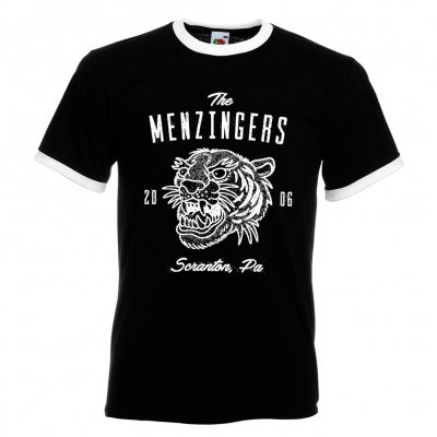 The Menzingers - Tiger | Ringer T-Shirt