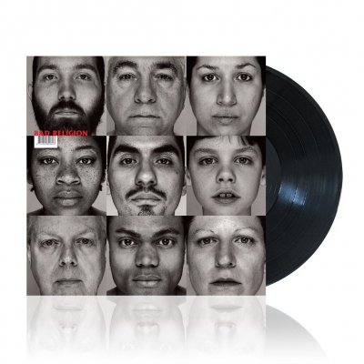 Bad Religion - The Gray Race Remastered | Black Vinyl