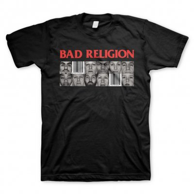 Bad Religion - Gray Race | T-Shirt