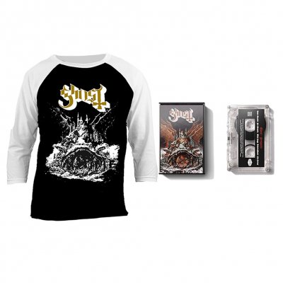 ghost - Prequelle | Tape + Raglan Bundle