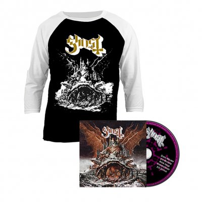 ghost - Prequelle | Limited Deluxe CD + Raglan Bundle