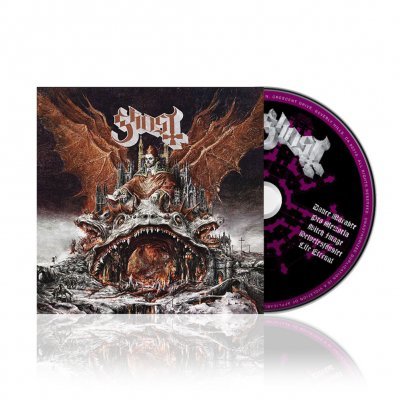 Ghost - Prequelle | Limited Deluxe CD