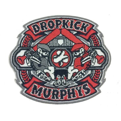 Dropkick Murphys - Skull Baseball | Patch