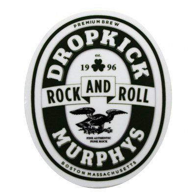 dropkick-murphys - Rock And Roll | Sticker