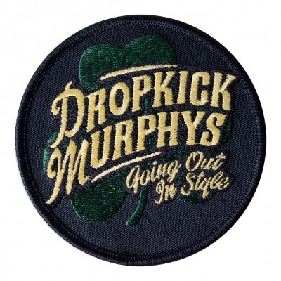 dropkick-murphys - Going Out In Style Round | Patch