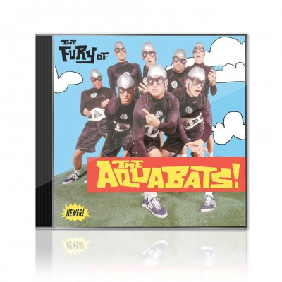 Fury Of The Aquabats | CD