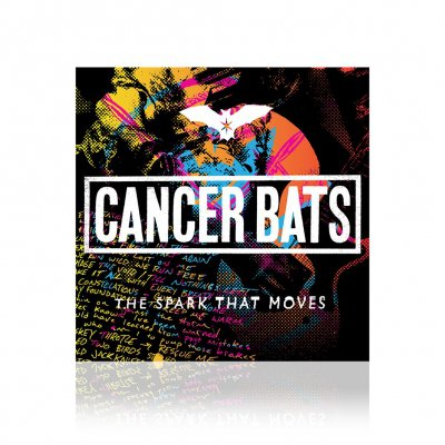 cancer-bats - The Spark That Moves | CD