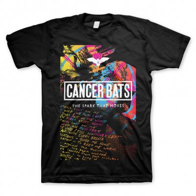 cancer-bats - The Spark That Moves Cover | T-Shirt