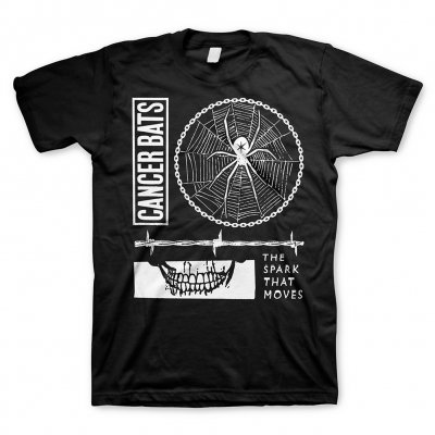 cancer-bats - Spark | T-Shirt