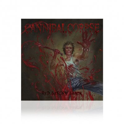 Cannibal Corpse - Red Before Black | CD Lim. Edition