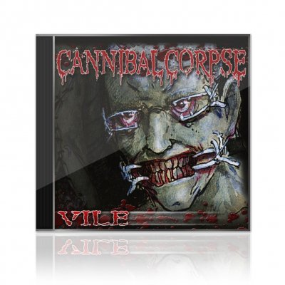 cannibal-corpse - Vile | CD
