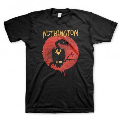 nothington - Vulture | T-Shirt