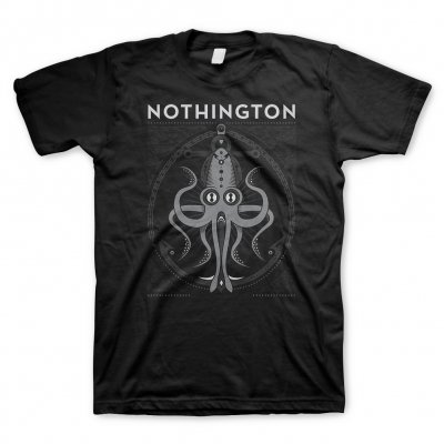 nothington - Squid | T-Shirt