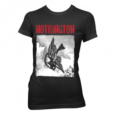 nothington - In The End | Fitted Girl T-Shirt