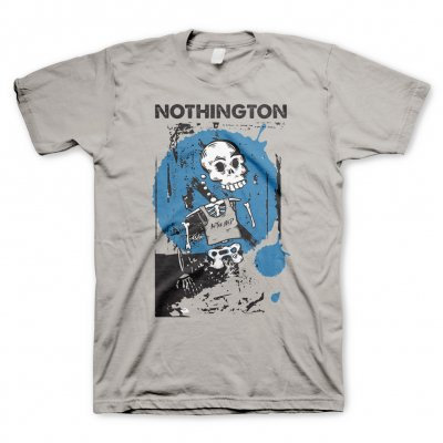 nothington - Skull | T-Shirt
