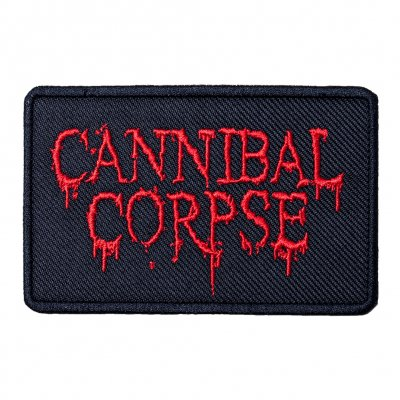 cannibal-corpse - Logo Black | Patch