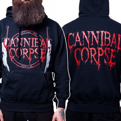 cannibal-corpse - Knife Logo | Hoodie