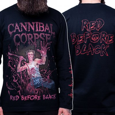 Red Before Black | Longsleeve