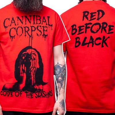 Cannibal Corpse - Code Of Slashers | T-Shirt