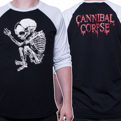 cannibal-corpse - Fetus | Baseball Longsleeve