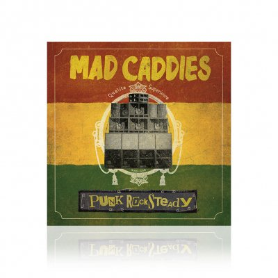 Mad Caddies - Punk Rocksteady | CD