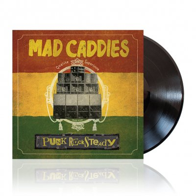 Mad Caddies - Punk Rocksteady | Black Vinyl