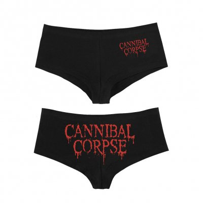 cannibal-corpse - Logo | Booty Short
