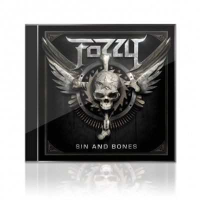 fozzy - Sin And Bones | CD