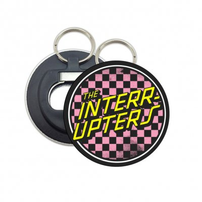 the-interrupters - Checkered | Bottle Opener