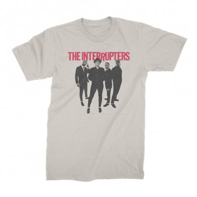 The Interrupters - Fight The Good Fight | T-Shirt
