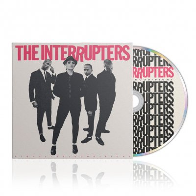The Interrupters - Fight The Good Fight | CD