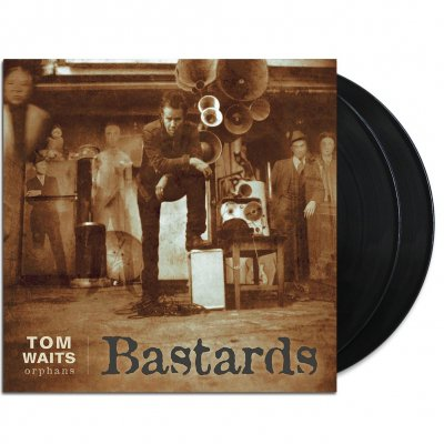 tom-waits - Bastards | Remastered 2x180g Vinyl