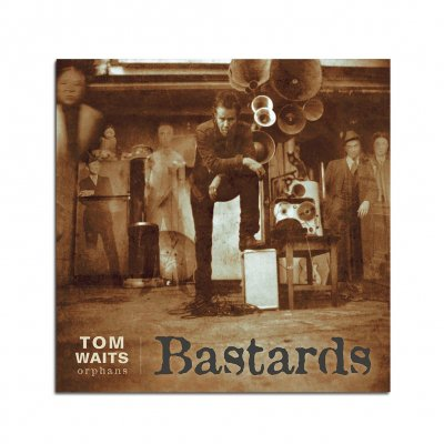 tom-waits - Bastards | Remastered CD