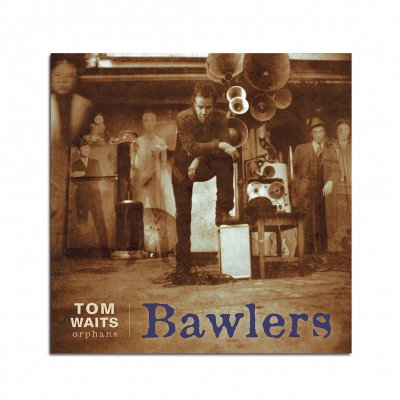 Tom Waits - Bawlers | Remastered CD