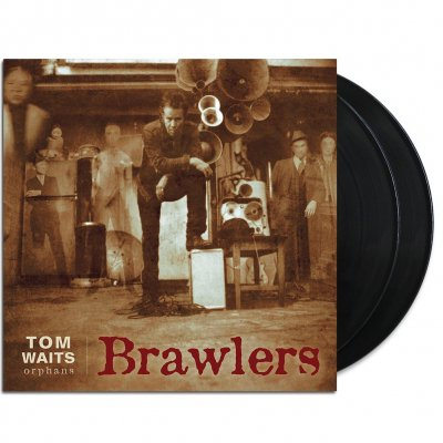tom-waits - Brawlers | Remastered 2x180g Vinyl