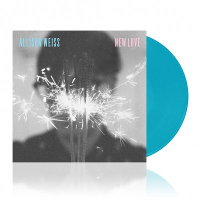 Allison Weiss - New Love | Turquoise Vinyl