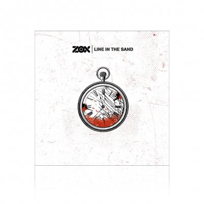 ZOX - Line In The Sand | CD