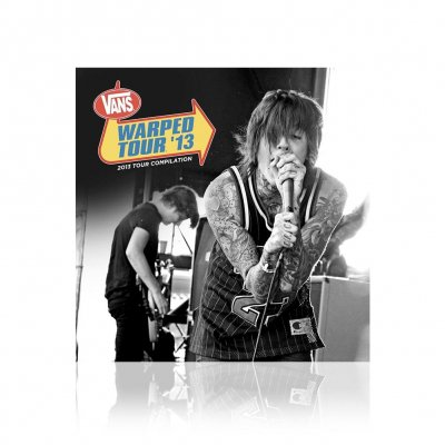 Various Artists - Vans Warped Tour 2013 Tour Compilation | CD