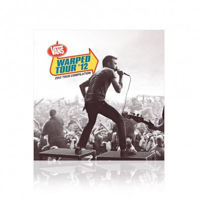 Various Artists - Vans Warped Tour 2012 Tour Compilation | CD