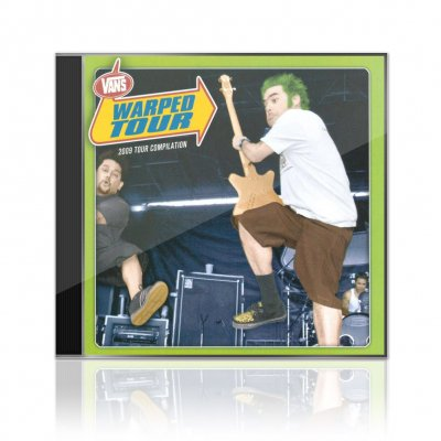 Various Artists - Vans Warped Tour 2009 Tour Compilation | CD