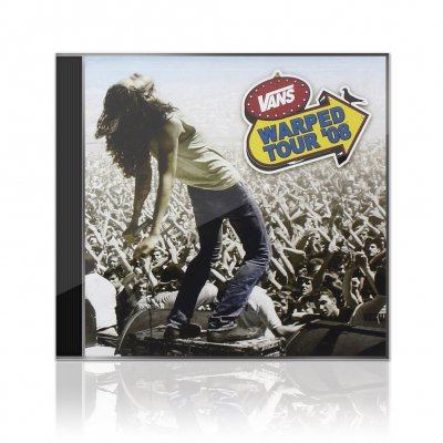Vans Warped Tour 2008 Tour Compilation | CD