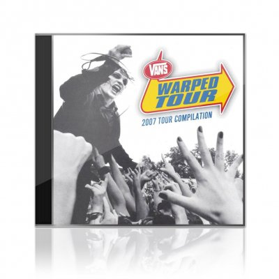 Vans Warped Tour 2007 Tour Compilation | CD